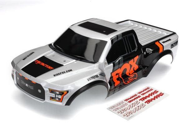 Body, Ford Raptor, Fox (heavy duty)/ duty)/ decals-1