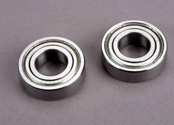 Ball bearings (15x32x9mm) (2), TRX6068-2