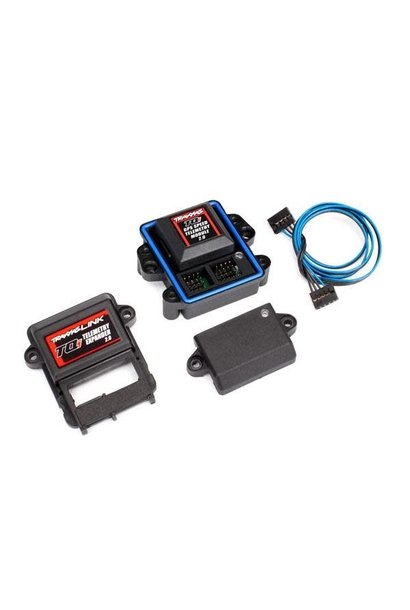Telemetry expander 2.0 and GPS module 2.0 and GPS module 2.0, TQi radio system