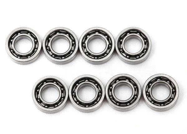 Bearings, 3X6X2Mm (8) Bearings, 3X6X2M, TRX6642-2