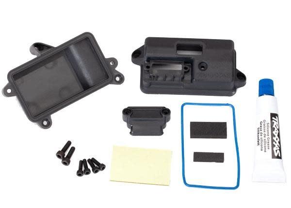 Box, receiver (sealed)/ foam pad/ 2.5x8m-1
