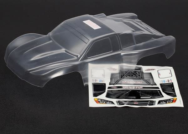 Body, Slash 4X4 (fits Slash/Slayer) (clear, untrimmed, requi, TRX6811-2