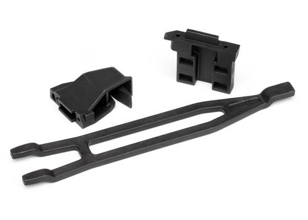 BATTERY HOLD-DOWN, TALL (1)/ H, TRX7426X-2