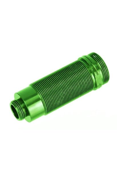 Body, GTR xx-long shock, aluminum (greenanodized) (PTFE-coated bodies) (1)
