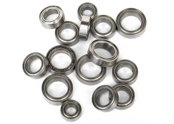 Bearings Set, Complete Bearings: 4X8M, TRX7541X-2