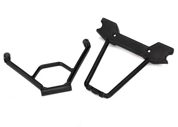 Bumper mount, rear/ bumper support, TRX7734-2
