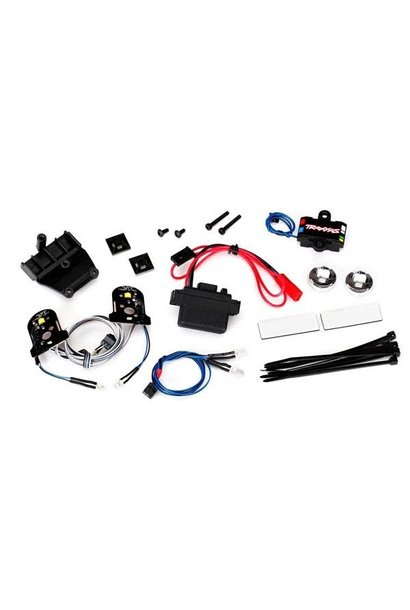 Led Light Set, Complete With Power Supply, TRX8038