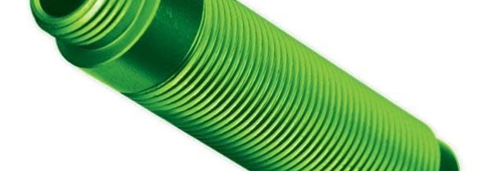 Body, GTS shock, aluminum (Green-anodized) (1), #TRX8266G