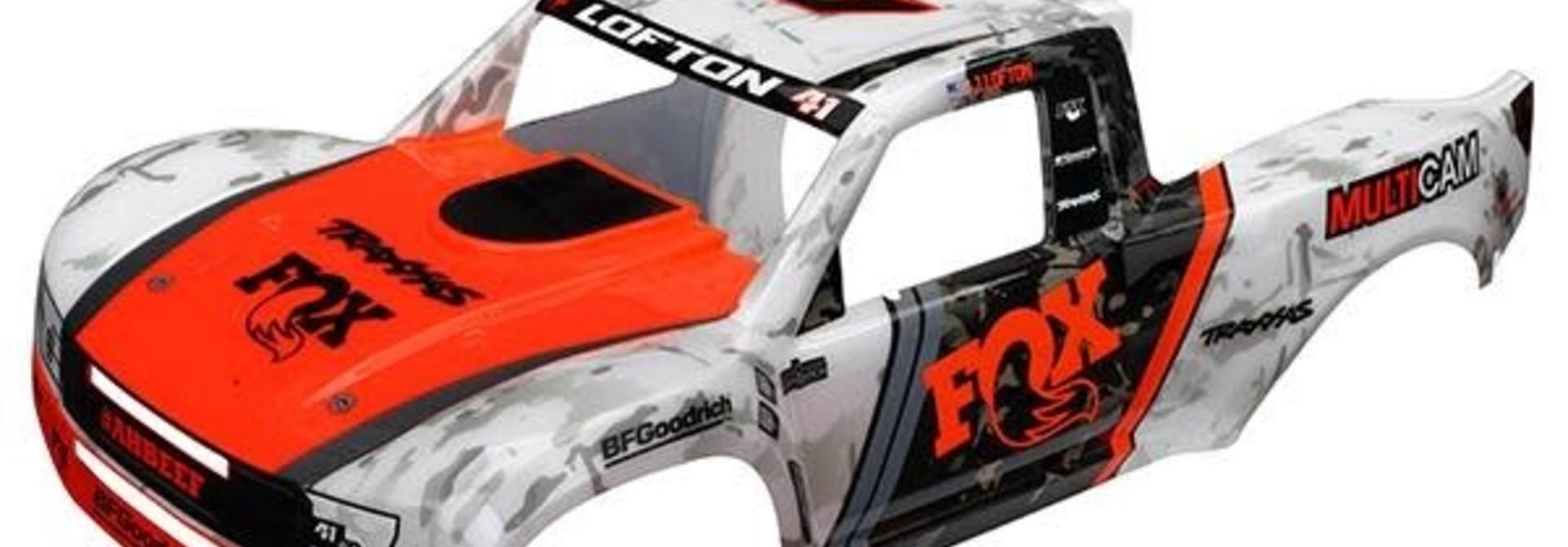 Body, Desert Racer, Fox Edition (painted)/ decals