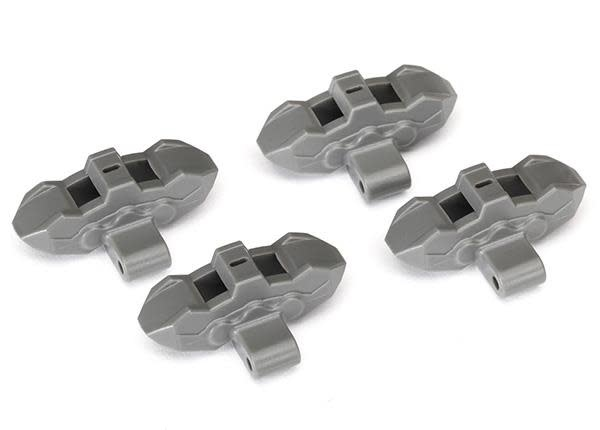 Brake calipers, front or rear (grey) (4)-1