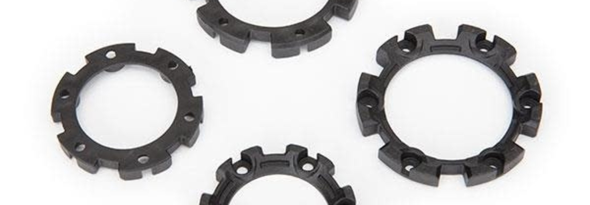 Bearing retainers, inner (2), outer (2), TRX8889