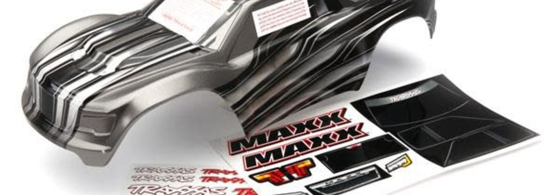 Body, Maxx, ProGraphix (graphics are printed, requires paint & final color appli
