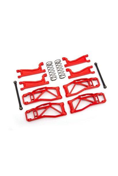 Suspension kit, WideMaxx, red
