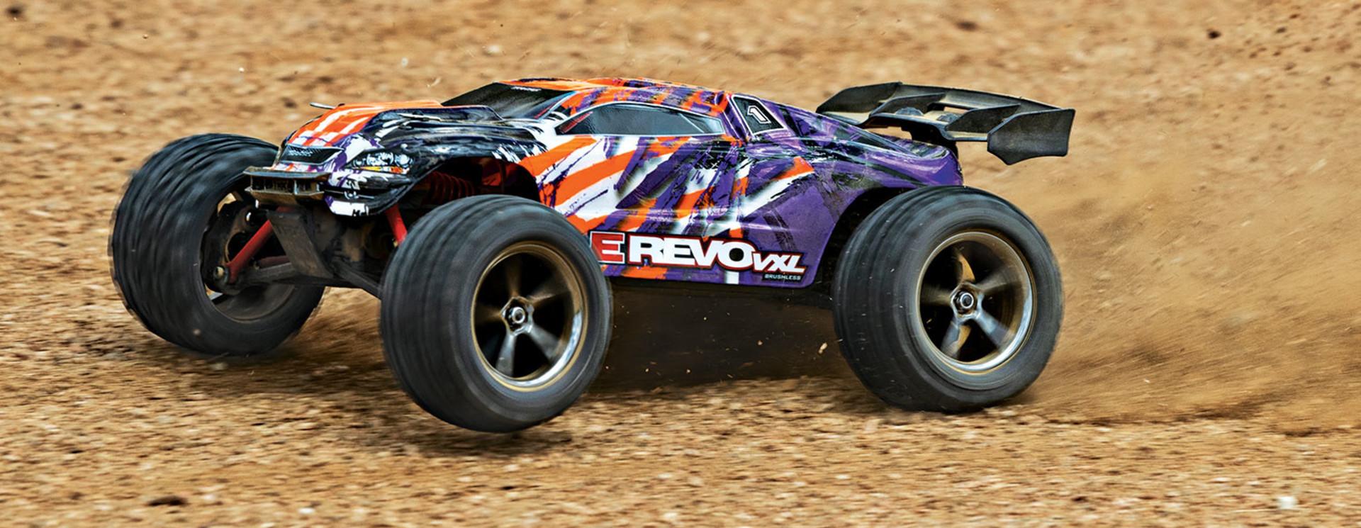 Parts E-Revo VXL 1/16