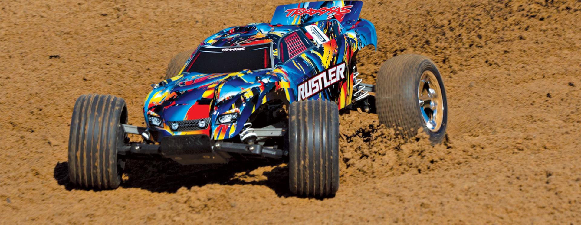 Parts Rustler 2wd