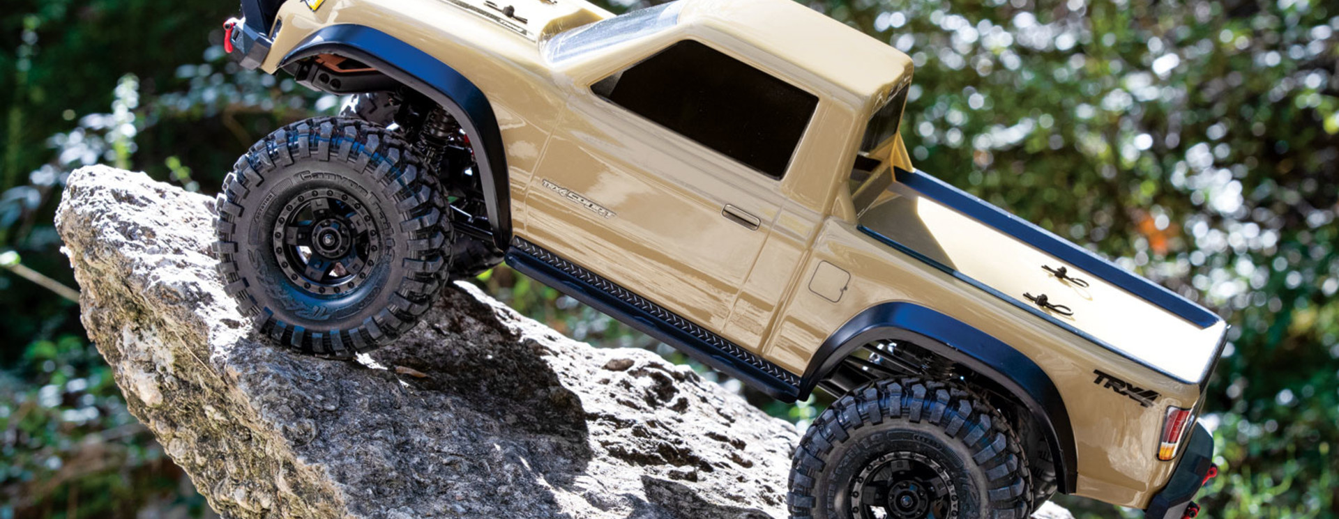 Parts TRX-4 Sport/Traxx