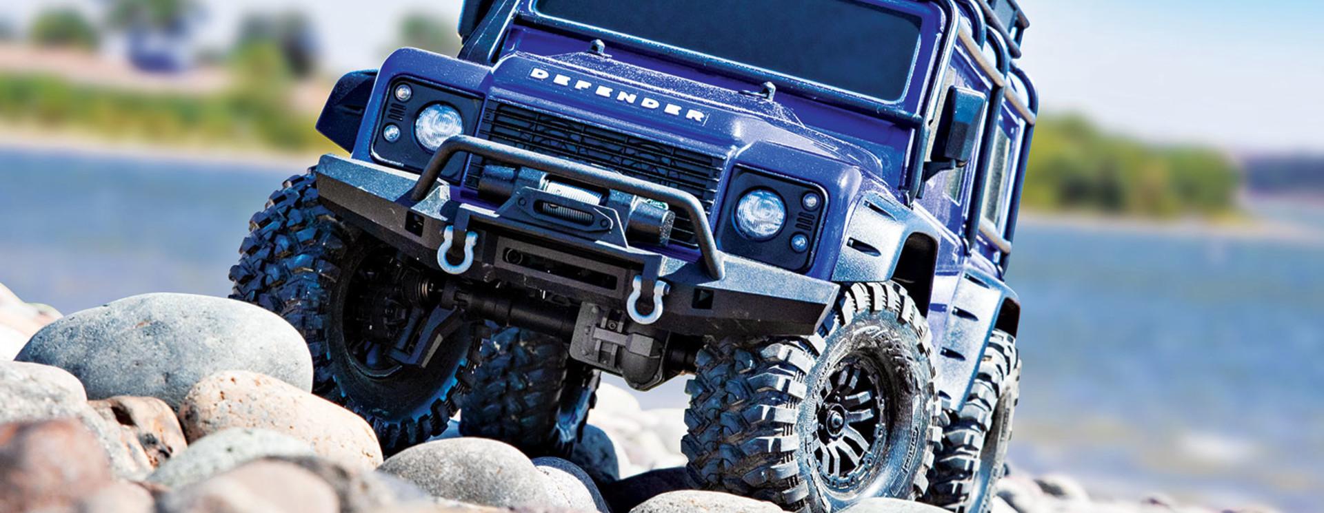 Tekening TRX-4 Defender/Bronco/Blazer/Mercedes