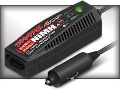 Traxxas 4-amp NiMH piekdetectie DC-snellader (# 2975)