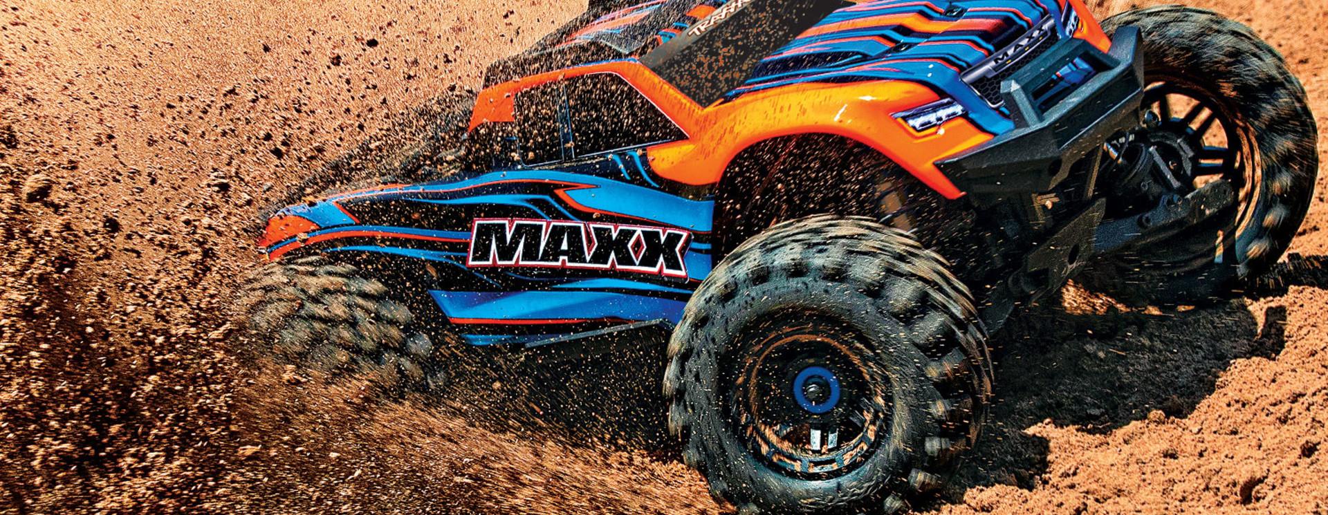 Wielen voor Traxxas Maxx