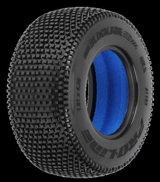 Blockade SC M3 Tires (2) for SC F/R-2