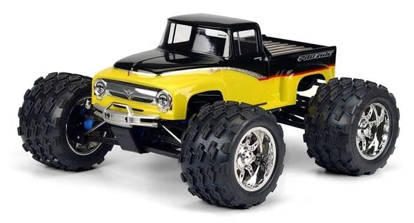 1956 Ford F-100 Clear Body for 1:8 MT-2