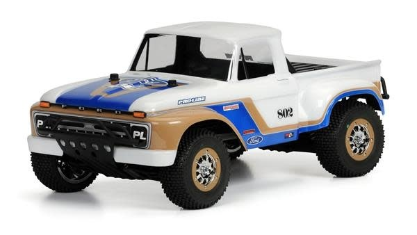 1966 Ford F-100 Clear Body for SC-2