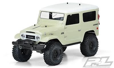 "1965 Toyota FJ40 Clear Body 12.8"" WB TRX-4-1"
