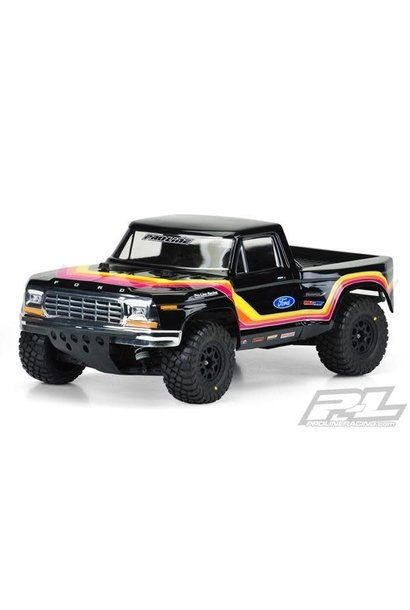 1979 Ford F-150 Race Truck Clear Body for SC