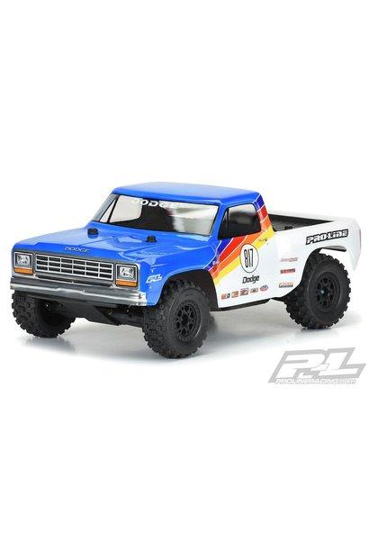 1984 Dodge Ram 1500 Race Truck Body Slash 2wd/4wd