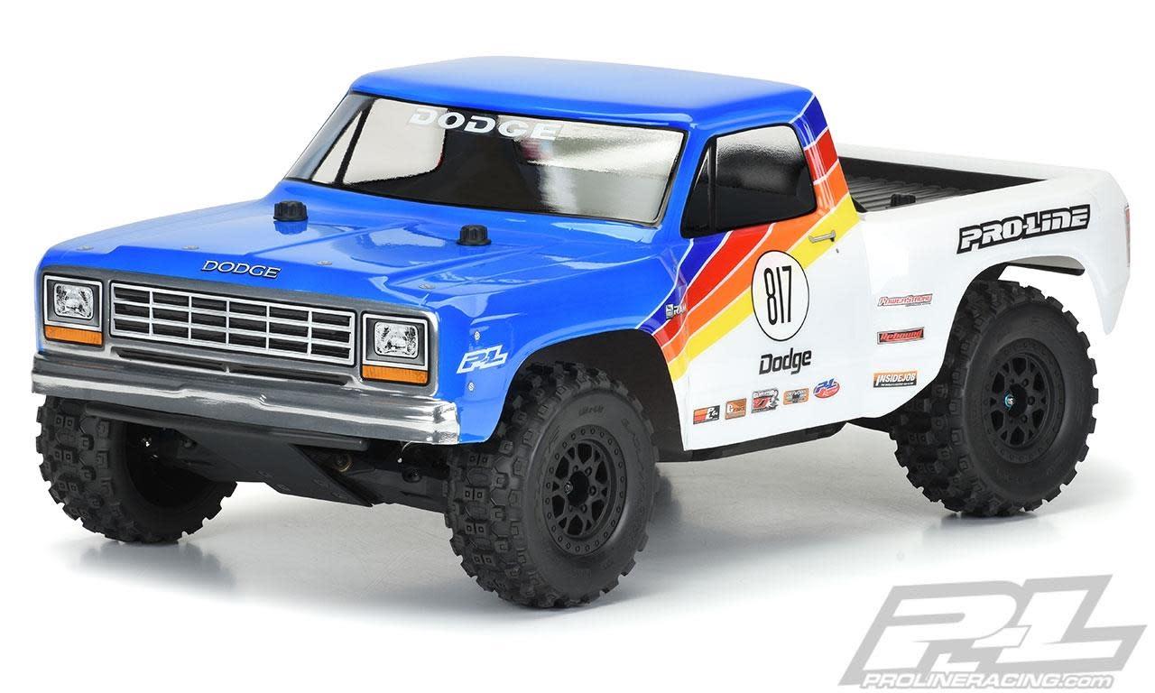 1984 Dodge Ram 1500 Race Truck Body Slash 2wd/4wd-1