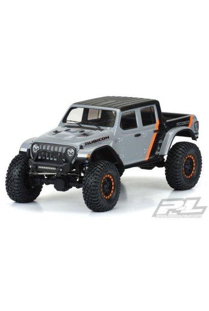 "2020 Jeep Gladiator Clear Body 12.3"" WB Crawlers"