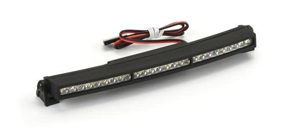 """5"""" LED Light Bar 6V-12V (Curved) SC & 1:8-2"""