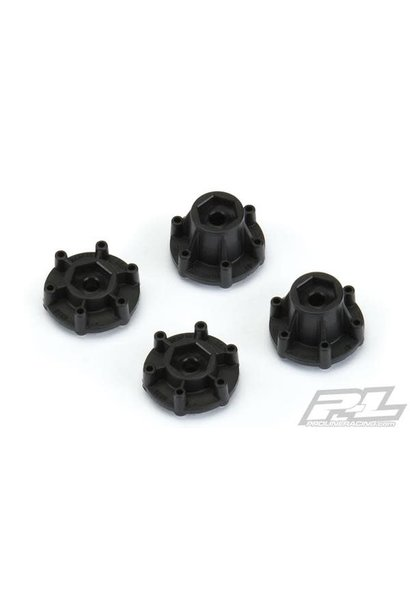 6x30 to 12mm Hex Adapters (Narrow & Wide) for 6x30 Whls