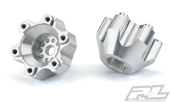 6x30 to 12mm Aluminum Hex Adapters (Wide)-1