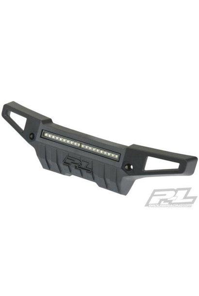 "PRO-Armor Front Bumper w/ 4"" Light Bar X-MAXX"