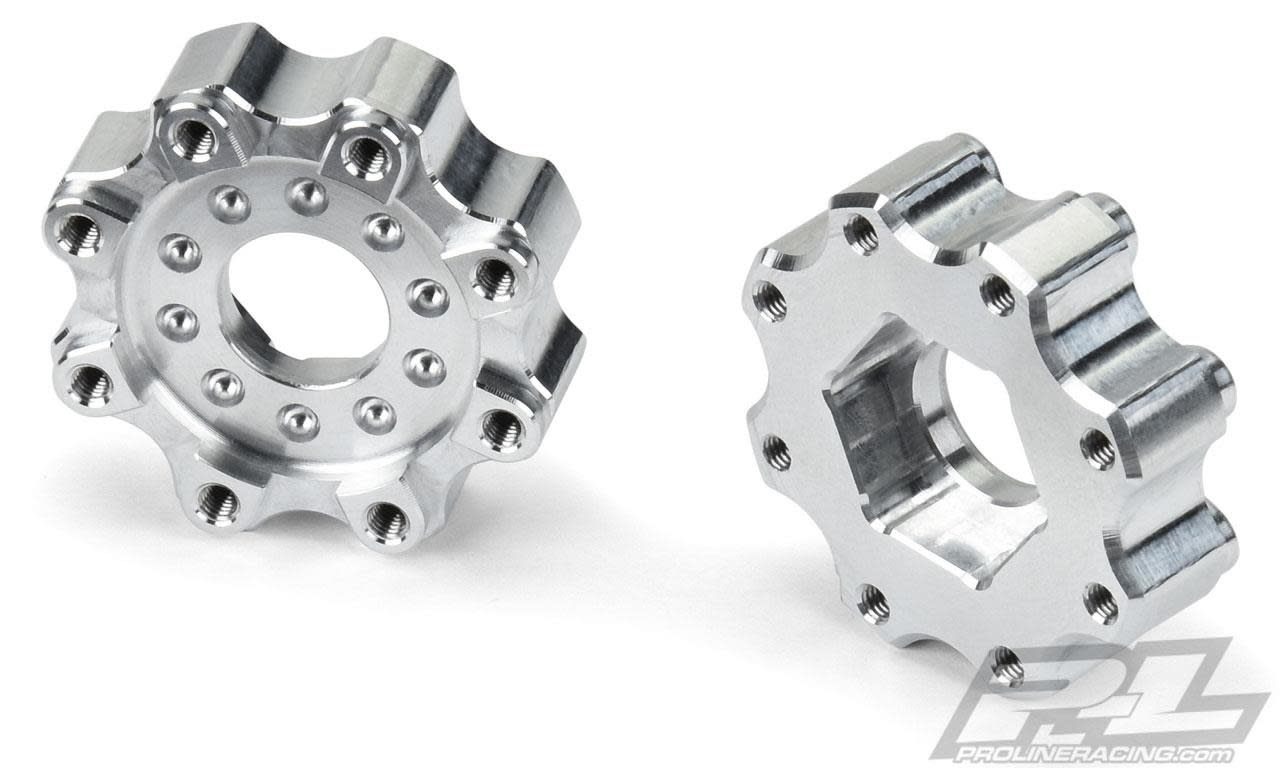 8x32 to 17mm ZERO Offset Aluminum Hex Adapter-1