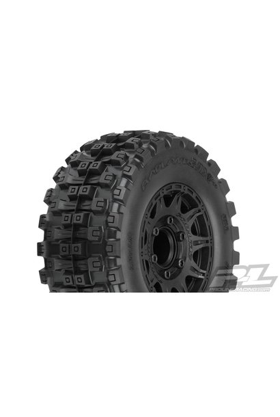 """Badlands MX28 HP 2.8"""" BELTED MTD Raid 6x30 F/R"""