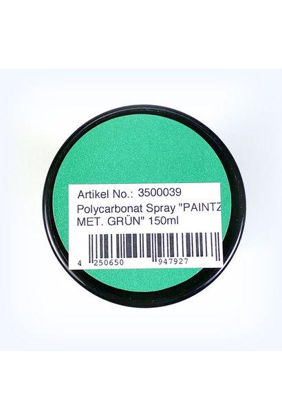 Lexan Spray MET. GREEN 150ml