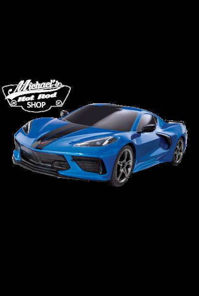 Traxxas Chevrolet Stingray 1/10 Scale AWD Supercar 4Tec 3.0 blue TRX93054-BLUE