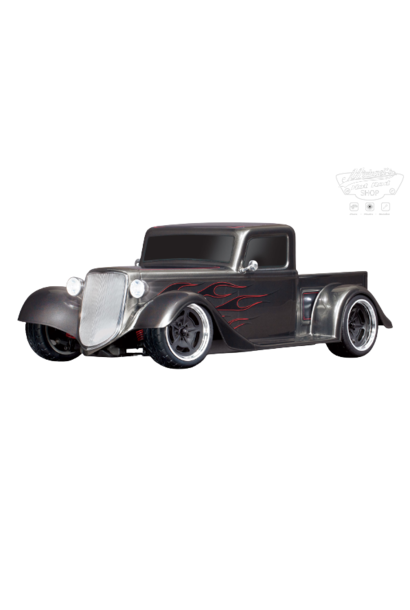 Traxxas Hot Rod Truck 1/10 Scale AWD 4-Tec 3.0, SILVER Factory Five 1935 Hot Rod Truck TRX93034-4SLVR