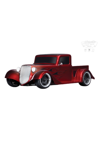 Traxxas Hot Rod Truck 1/10 Scale AWD 4-Tec 3.0, RED Factory Five 1935 Hot Rod Truck Red TRX93034-4RED