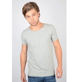 Petrol Basic Grey Body Slim Fit