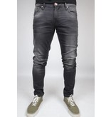 Cars Jeans Ancona Jog Denim Black Used