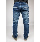 Cars Jeans Loyd Regular Str. Dark Used