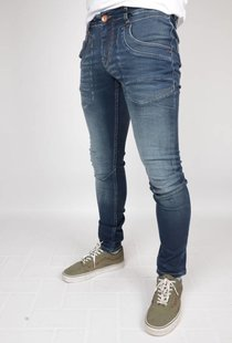 Stockton Denim Blue Coated