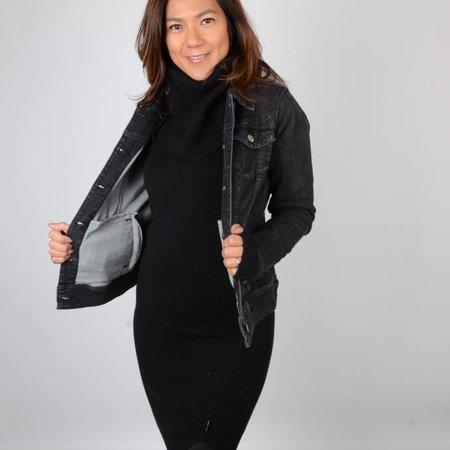 M.O.D.  Denim Jacket Black
