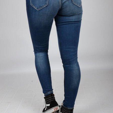 Cars Jeans Gaby Str. Denim Stw Used