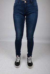 Gaby Str. Denim  Stw Dark Used