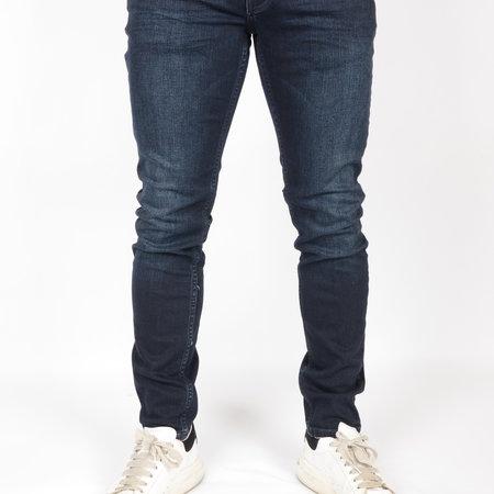Petrol Petrol Tymore Tapered Jeans Blue Black