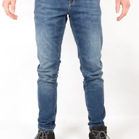 Cars Jeans Bates Denim Dark Used